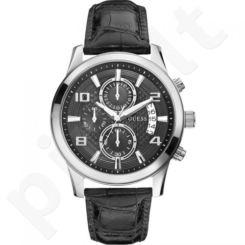 Vyriškas laikrodis GUESS W0076G1
