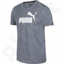 Marškinėliai Puma Essentials No.1 Heather Tee M 83824306