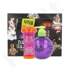 Tigi Bed Head Short Stuff plaukų rinkinys moterims, (200ml Bed Head Small plaukų talkas + 58ml Bed Head Joyride tekstūrą pudra-balzamas)