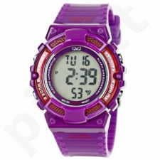 Vaikiškas, Moteriškas laikrodis Q&Q M138J004Y