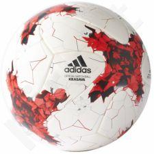 Futbolo kamuolys Adidas Krasava Official Match Ball AZ3183