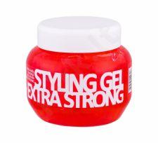 Kallos Cosmetics Styling Gel, Extra Strong, plaukų želė moterims, 275ml