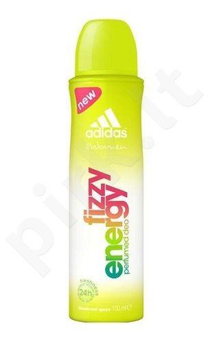 Adidas Fizzy Energy, 150ml, dezodorantas moterims