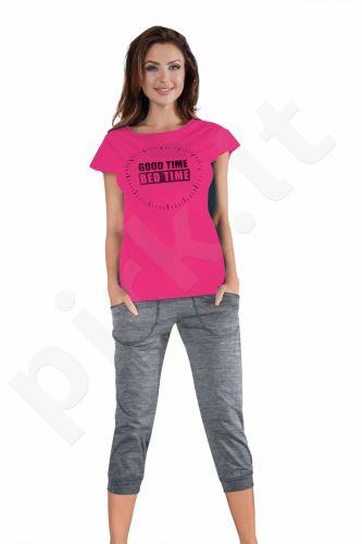 Babella pižama amaranto spalvos 3012 (limituota versija)