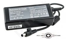 Notebook power supply SAMSUNG 60W: 16V, 3.75A