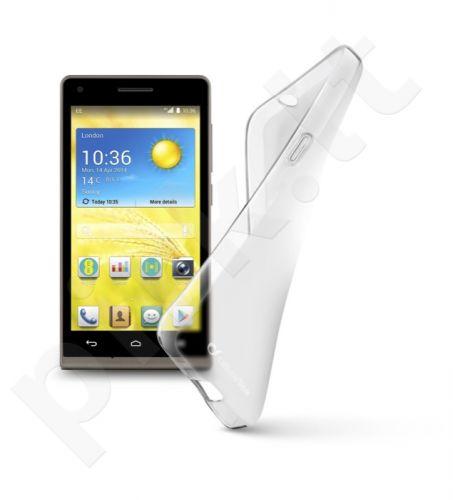 LG BELLO dėklas SHAPE Cellular permatomas