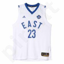 Marškinėliai krepšiniui Adidas Replica Lebron James All-Star M AC2643