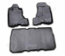 Guminiai kilimėliai 3D HONDA Element 2003-2011, 3 pcs. /L28023