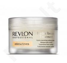 Revlon Interactives Hydra Rescue Intensyviai drėkinanti kaukė sausiems plaukams, 200ml