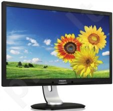 Monitorius Philips P-line 231P4QPYEB/00 23'' LED, FullHD, DVI, USB, garsiak., j.