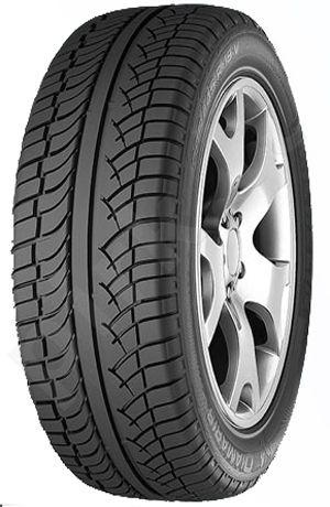 Vasarinės Michelin 4X4 DIAMARIS R17