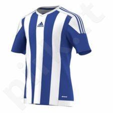 Marškinėliai futbolui Adidas Striped 15 M S16138