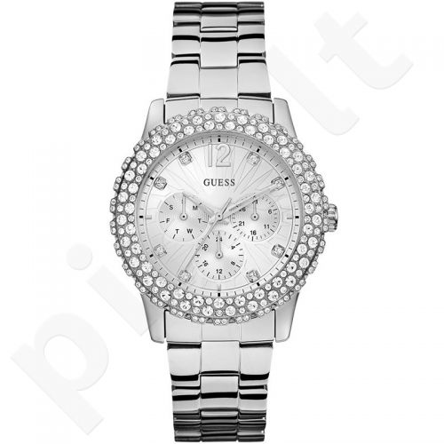 Moteriškas laikrodis GUESS W0335L1