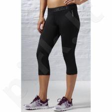Sportinės kelnės Reebok Workout Ready Capri W AJ3516