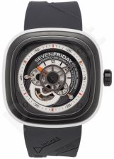 Laikrodis SEVENFRIDAY P-SERIES  P3/3 SKELETON 40 hour  P3-3
