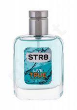 STR8 Live True, tualetinis vanduo vyrams, 50ml