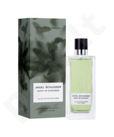 Angel Schlesser Esprit Gingembre, tualetinis vanduo (EDT) vyrams, 100 ml (Testeris)