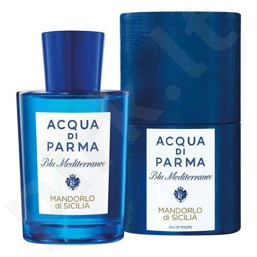 Acqua di Parma Blu Mediterraneo Mandorlo di Sicilia, tualetinis vanduo moterims ir vyrams, 75ml