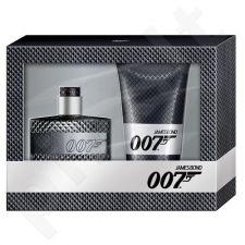 James Bond 007 James Bond 007, rinkinys tualetinis vanduo vyrams, (EDT 50ml + 150ml dušo želė)