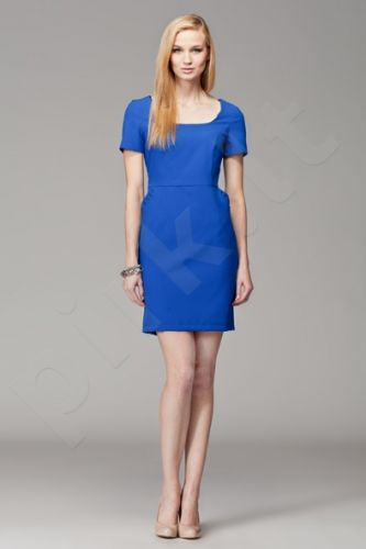 Suknelė M088 mėlyna