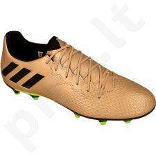 Futbolo bateliai Adidas  Messi 16.3 FG M BA9838