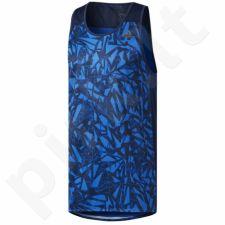 Marškinėliai krepšiniui dvipusė  adidas Essentials Tank Top M CF1119