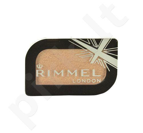 Rimmel London Magnif Eyes Mono akių šešėliai, kosmetika moterims, 3,5g, (005 Superstar Sparkle)