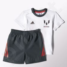 Komplektas Adidas Messi Summer Set Kids S21470