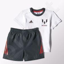 Komplektas Adidas Messi Summer Set Kids S21470