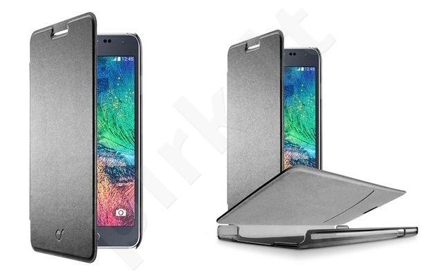 Samsung Galaxy A7 dėklas BOOK ESSEN Cellular juodas