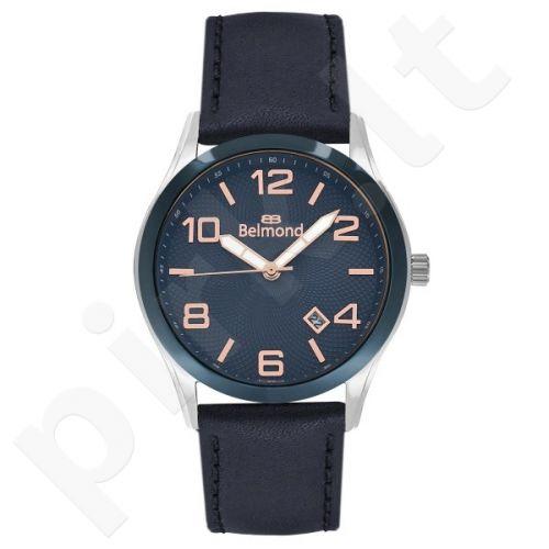 Vyriškas laikrodis BELMOND KING KNG528.399