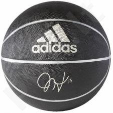 Krepšinio kamuolys Adidas Crazy X James Harden Ball BQ2314