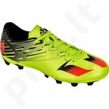 Futbolo bateliai Adidas  Messi 15.4 FxG M S74698