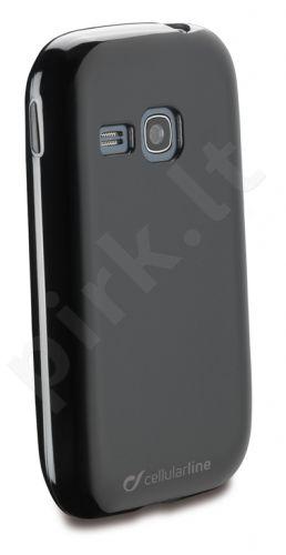 Samsung Galaxy S2 dėklas SHOCKING Cellular juodas
