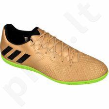 Futbolo bateliai Adidas  Messi 16.3 IN M BA9853