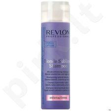 Revlon Interactives Blond Sublime šampūnas, 250ml, kosmetika moterims