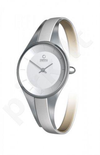 Moteriškas laikrodis Obaku Harmony V110LCIRW