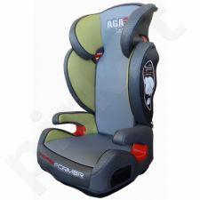 Automobilinė saugos kėdutė Aga Design TRANSFORMER 15-36 kg