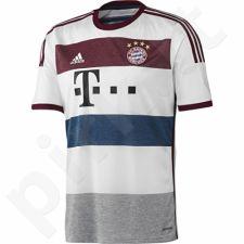 Varžybiniai marškinėliai Adidas FCB Bayern Munchen Away Jersey F48414