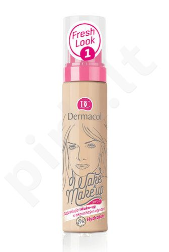 Dermacol Wake & Makeup SPF15, kosmetika moterims, 30ml, (2)
