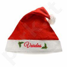 Kalėdinė kepurė su Jūsų pasirinktu vardu