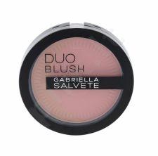 Gabriella Salvete Duo Blush, skaistalai moterims, 8g, (01)