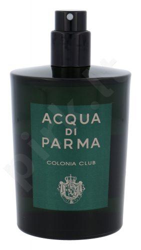 Acqua di Parma Colonia Club, Eau de odekolonas moterims ir vyrams, 100ml, (Testeris)