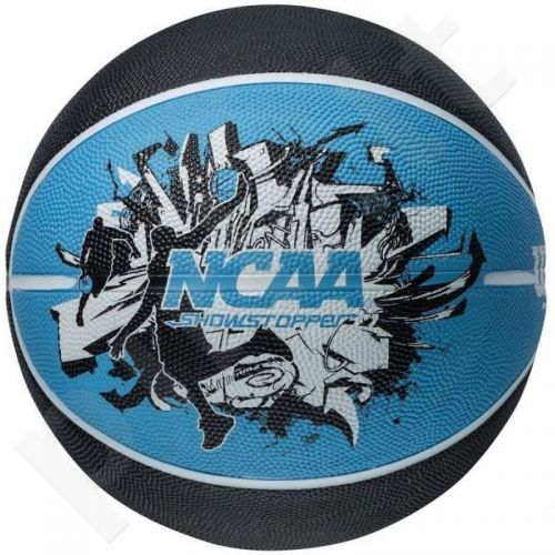 Krepšinio kamuolys Wilson NCAA Showstopper WTB1660XB
