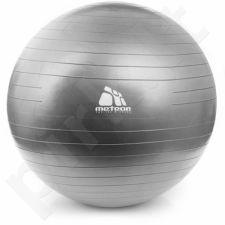 Kamuolys fitness Meteor 85cm srebrna 31182