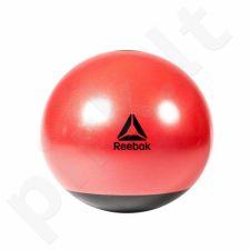 Gimnastikos kamuolys dviejų spalvų Reebok 65cm RAB-40016RD