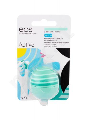 EOS Active, lūpų balzamas moterims, 7g, (Aloe)