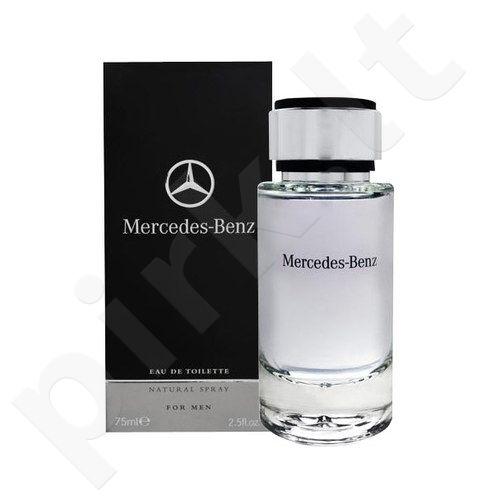 Mercedes-Benz Mercedes-Benz, tualetinis vanduo vyrams, 120ml