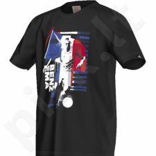 Marškinėliai Adidas Benzema Junior AI5679