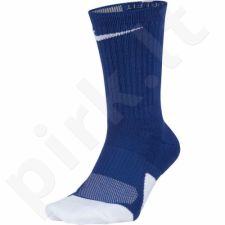 Kojinės krepšiniui Nike Dry Elite 1.5 Crew Basketball M SX5593-480 mėlynase